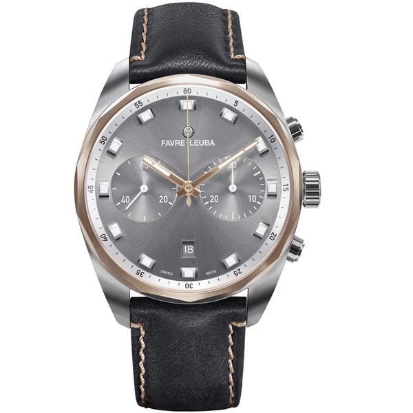 Favre-Leuba域峰表Chief系列Sky Chief Chronograph腕錶 00.10202.05.31.41