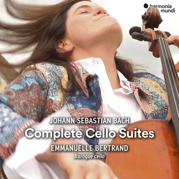 【停看聽音響唱片】【CD】巴哈:無伴奏大提琴組曲全集 貝赫彤 巴洛克大提琴