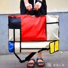 畫袋學生藝考專用素描寫生4K多功能防水畫...