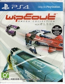 PS4 遊戲片 wipEout Omega Collection 磁浮飛車 Omega合集 中英版