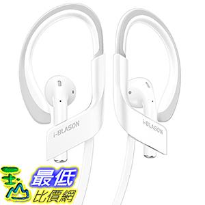 [106美國直購] i-Blason B01N9P5LJE 白色 耳機專用連接線(不含耳機) 18 inch Length Colorful apple AirPods