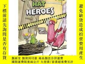 二手書博民逛書店Hard罕見Hat HeroesY346464 Molly Be
