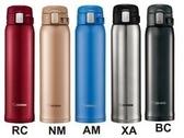 免運費 ZOJIRUSHI 象印 0.6L*超輕量OneTouch不鏽鋼真空 保溫杯/保溫瓶 SM-SD60