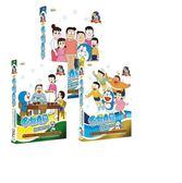 哆啦A夢 TV珍藏版 1 + 2 +3 DVD  (音樂影片購)
