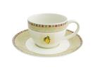 Royal Porcelain精瓷花茶/咖啡杯盤二入組