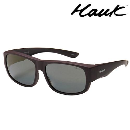 HAWK 偏光太陽套鏡(眼鏡族專用) HK1010A-30
