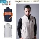 【海夫健康生活館】MEGA COOHT 3M 日本 男用 電熱 加熱 背心 (HT-M701)