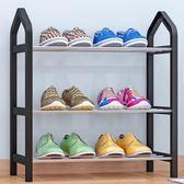 簡易鞋架 多層家用收納鞋櫃簡約現代經濟型組裝防塵鞋架子WY【快速出貨八五折免運】