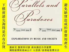 二手書博民逛書店Parallels罕見And ParadoxesY256260 Edward W. Said Vintage