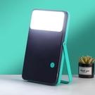 太陽能充電燈 大容量鋰電池戶外便攜露營帳篷投光燈 家用應急照明 『新佰數位屋』