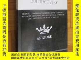 二手書博民逛書店Trends罕見In DUI Discovery: Leading Lawyers on Understandin