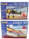 【震撼精品百貨】1/72 HS126A-1&ALPHA JET 飛機模型【共兩款】