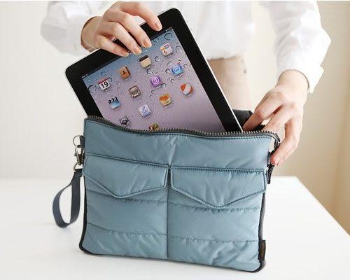 《J 精選》10吋平板電腦手拿包 iPad收納包 袋中袋