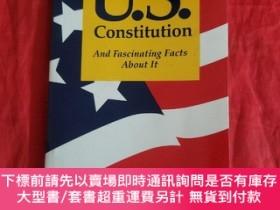 二手書博民逛書店The罕見U.S. Constitution and Fascinating Facts About It-美國憲
