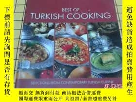 二手書博民逛書店BEST罕見OF TURKISH COOKING(英文原版)Y2