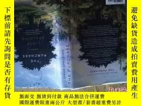 二手書博民逛書店THE罕見PURCHASE LINDA SPALDINGY138