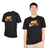 NIKE 男短袖T恤(慢跑 短T 免運 ≡排汗專家≡