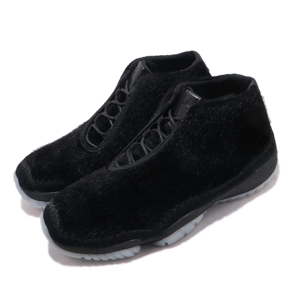 Nike Wmns Air Jordan Future 黑 全黑 編織鞋面 XI 喬丹 女鞋 運動鞋【ACS】 AR0726-006