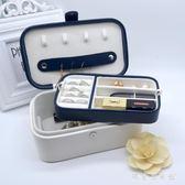 簡約公主歐式多層化妝飾品收納盒子      SQ8641『樂愛居家館』