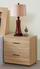 【森可家居】穆得床頭櫃(單) 7ZX130-4 木紋質感 日系無印 北歐風