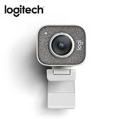Logitech 羅技 StreamCam直播攝影機-白