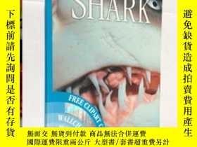 二手書博民逛書店Eyewitness罕見Shark 目擊者鯊魚 英文原版 帶CDY343790 Various 著 Dorl