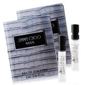 JIMMY CHOO 同名男性淡香水針管(2ml)X2
