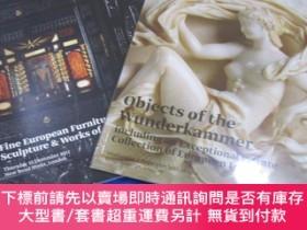 二手書博民逛書店罕見1793邦瀚斯(Bonhams)拍賣行拍品圖冊2冊,家具和雕塑作品,倫敦Y168395 Bonhams