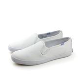 Keds CHAMPION S/O WHITE LEATHER 懶人鞋 皮革 休閒 好穿 經典款 白 女鞋 9171W110018 no200