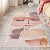 北歐臥室地毯可愛茶几地墊客廳毛絨毯房間床邊地毯【宅貓醬】
