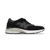 New Balance 920 男鞋 黑色 休閒鞋 麂皮 M920KR
