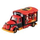 【震撼精品百貨】The Incredibles_超人特攻隊~迪士尼小汽車 超人特攻隊2 電影宣傳車#11414