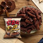 韓國 海太巧克力玉米風味脆條 75g【庫奇小舖】