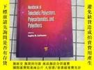 二手書博民逛書店Handbook罕見of Telechelic Polyesters 進口原版 Y268220 Sophie