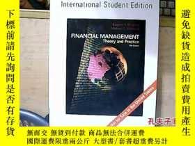 二手書博民逛書店financial罕見management theory and