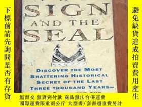 二手書博民逛書店Sign罕見and the Seal: The Quest fo