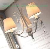 北歐美式客廳吊燈 MY~燈飾596