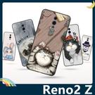 OPPO Reno2 Z 彩繪Q萌保護套...