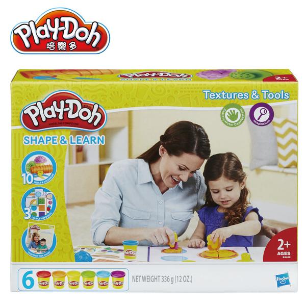 Play-Doh培樂多-培樂多感官認知學習遊戲組