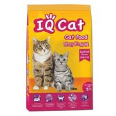 IQ Cat聰明貓糧-海鮮口味成貓配方5KG【愛買】