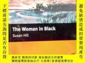 二手書博民逛書店The罕見Woman In Blank (with extra