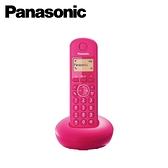 【Panasonic 國際牌】DECT 數位式無線電話 KX-TGB210 粉紅