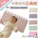 母嬰兩用三角枕 -商檢標嬰兒防吐奶枕-JoyBaby
