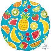 18吋鋁箔氣球(不含氣)-水果多多