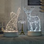 小夜燈插電床頭燈創意夢幻可愛比心台燈柔光臥室禮物 俏腳丫
