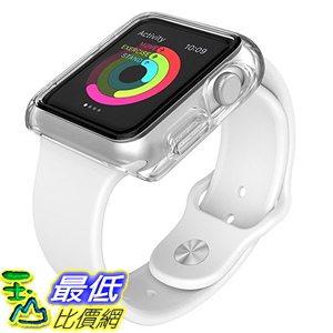 [美國直購] Speck Products (38mm) 75226-5085 手錶殼 保護殼 Apple Watch Smartwatch Screen Protector