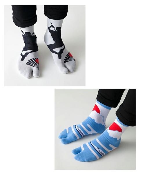 達摩不倒翁 日本足袋襪子 32cm 男女皆適 日本製