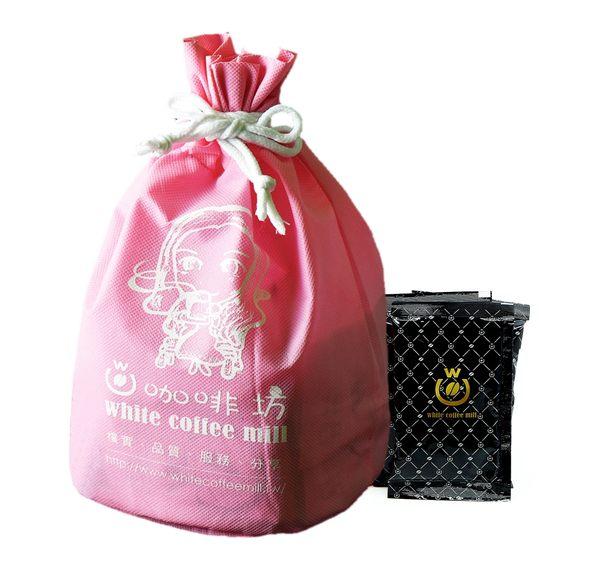 【白咖啡坊】香濃 卡布奇諾白咖啡 袋裝30入 定價730元 會員價680元 團購價(一次購滿6袋)每袋630元