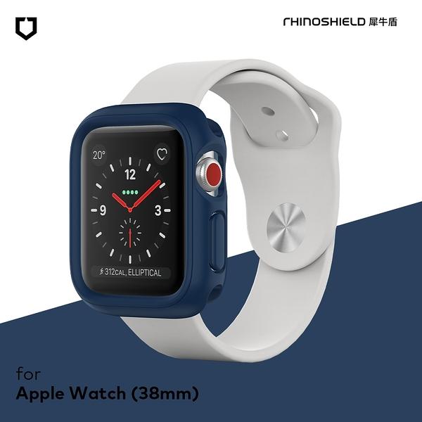 犀牛盾 Apple Watch Series1/2/3 (38mm) Crashguard NX防摔邊框保護殼