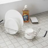 流理台碗盤架瀝水架收納架餐具架【D0097 】伸縮水槽洗碗精掛籃MIT  製收納專科